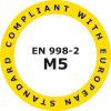 Malte di Calce Naturale - Phase Italia - Certificazione en-9982-m5