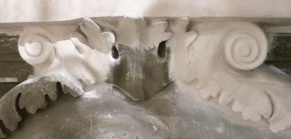 Malta modellabile PHASE - Malta da ricostruzioni - Esempio di ricostruzione 2 | Phase Restauro