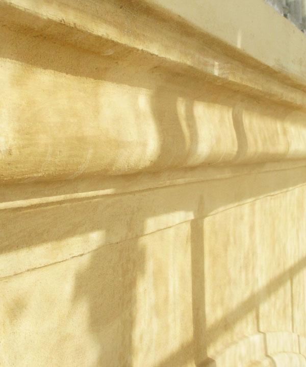 Malta modellabile PHASE - Malta da ricostruzioni - Esempio di ricostruzione 6 | Phase Restauro