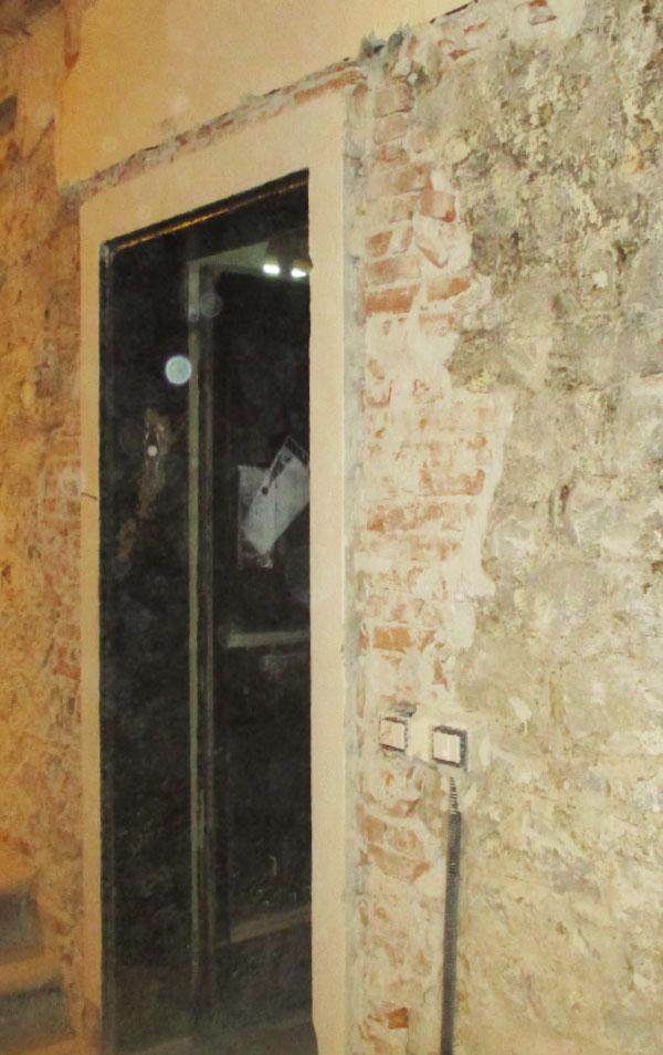 Malta Strutturale Phase - Malta antisismica - Esempi di applicazione interno 1