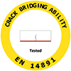 Malte di Calce Naturale - Phase Italia - Certificazione crack-bridging-ability